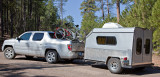 Off-road Camping Trailer: Construction and Use