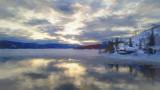 Winter sunset3