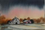 Barn in Nebraska - 8 x 10           11-18
