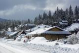Truckee in winter