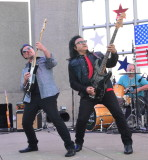 Cocktail Monkeys at Foster City 4th of July - 2017