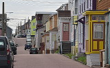 St. Pierre & Miquelon - a part of France just off the coast of Newfoundland