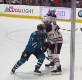 Sharks vs. Oilers - November, 2018