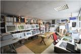 Foto expositie in mijn atelier