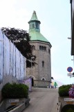 OLD WATCH TOWER TO WARN CITIZENS ABOUT FIRE