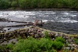TRADITIONAL SALMON TRAP - NOW ILLEGAL