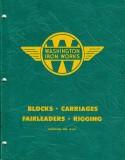 Washington Iron Works Catalog No. B-63