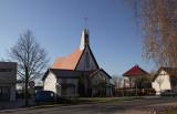 Modern Church Architecture in Slovakia