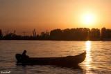 Départ en bateau depuis Tulcea