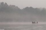 Pêcheurs sur le Danube