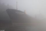 Bateau fantôme sur le Danube
