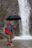 Mon ami Toon à la cascade de Stams