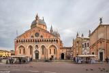 La basilique San Antonio à Padoue