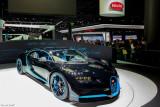 Bugatti Chiron : 0 - 400 - 0 km/h en 42s