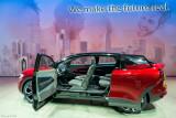 VW electric SUV i.d. crozz