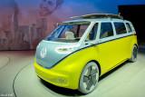 Volkswagen ID Buzz Concept : le Combi en mode électrique