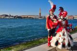 Moi et Betty à Venise