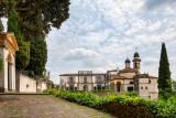 Sanctuaire des Sette Chiese et la Villa Duodo-Balbi,