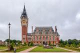 La très belle mairie de Calais