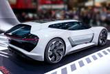 Audi PB18 e-tron : une supercar Audi 100% électrique de 775 ch