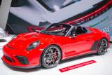 Porche 911 Speedster Concept