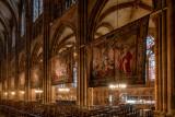 Les tapisseries de la Cathédrale Notre-Dame de Strasbourg