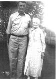 James Lone Dunman and sister Susan Elizabeth (Sudie) Dunman