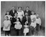 The Lloyd Family, about 1914