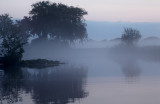 Avond in Friesland