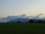 View from Whitbarrow Village