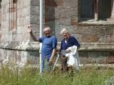 At St Andrew's church, Greystoke
