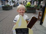 Finn in Keswick