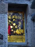 Matterdale church window