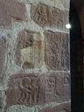 Grafitti at Carlisle Castle