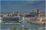 Marseille : Mucem, Fort Saint Jean ....