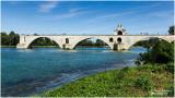 Pont St. Bénezet Avignon.(F)