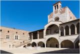 Perpignan - Palais des Rois de Majorque.