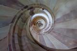 Escalier Renaissance - Sélestat (F-Alsace)