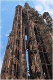 Flèche de la cathédrale.