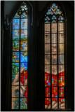 Vitrail Chapelle Sainte-Catherine