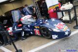 2016 Rolex 24 at Daytona Paddock/Grid