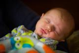 Kaden Sol newborn