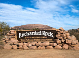 Enchanted Rock State Natural Area, Gallery: The Enchanted Rock