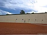 Canberra, lone runner