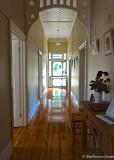 Hallway, B&B, Violet Town, Victoria