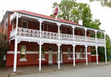 Old hotel at Violet Town, Victoria