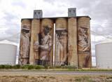 Painted Grain Silos, Brim