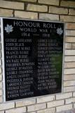 Fairfax MB Remembers