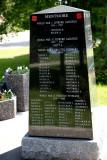 Mentmore MB Remembers