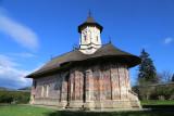 Painted Monasteries of Moldova, Moldovita Monastery